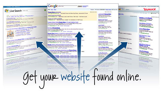Get your website found online